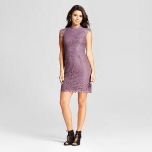 Xhilaration lace bodycon dress